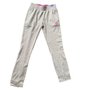 NEW Adidas Joggers Gray - size10/12